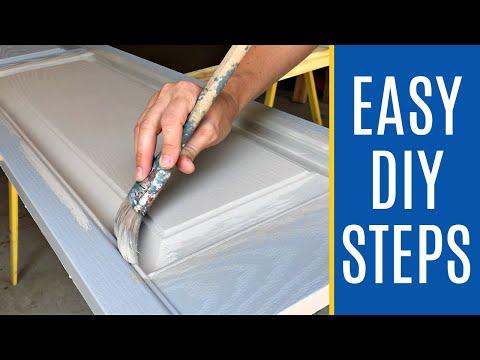 Best Way To Paint Vinyl Shutters - DIY Steps Using VinylSafe Paint