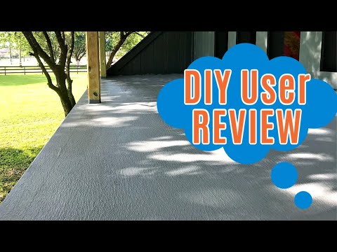 How to Waterproof a Plywood Deck or Balcony with a Liquid Rubber Deck Coating