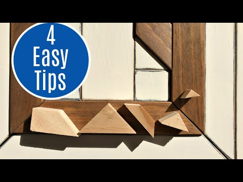How to Cut Small Wood Pieces on a Miter Saw - 4 Safe & Easy Ways