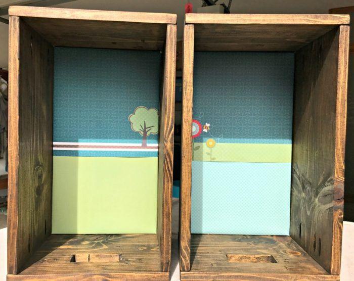 DIY Wood Storage Bin With Kreg Jig