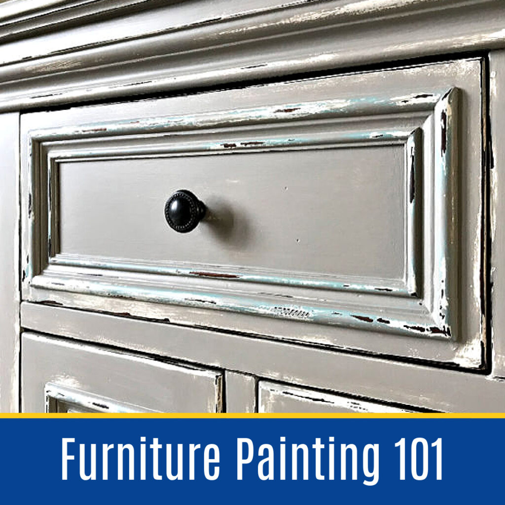 DIY Furniture Painting Tips and Tutorials Category - Abbotts At Home