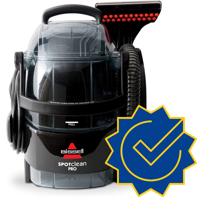 Here's what you can use in Bissell Spot Cleaner to safely & effectively clean your cars, rugs, carpets, couches, and more. Which Cleaners Are Made for A Portable Bissell? And, possible alternative and natural cleaners for carpet and upholstery cleaning.